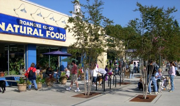 Big city choices at Roanoke Natural Foods Co-Op