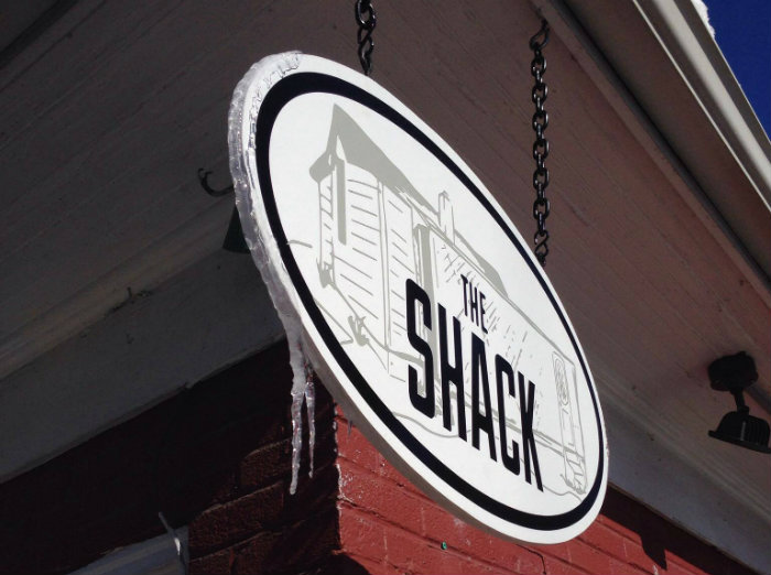 The Shack strips the aesthetics in favor of the food